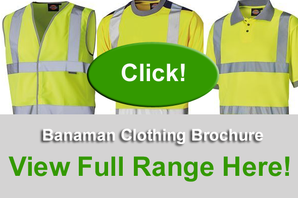 Printed Hi-Vis Clothing Brochure