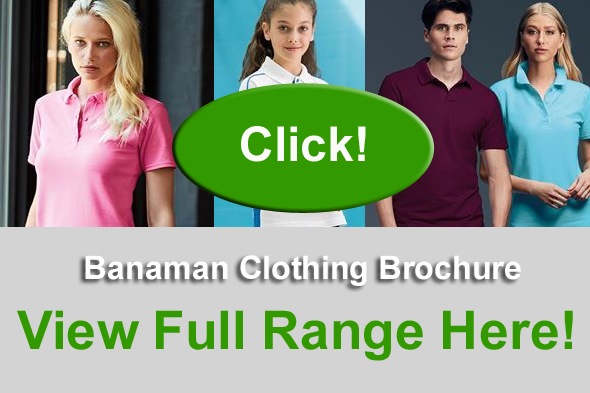 Printed Polo Shirts Brochure